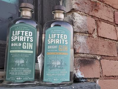 Lifted Spirits Distillery Gin