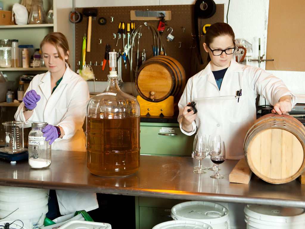University of Missouri's Grape and Wine Institute