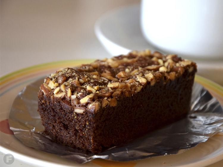 Pecan-Fudge Brownies