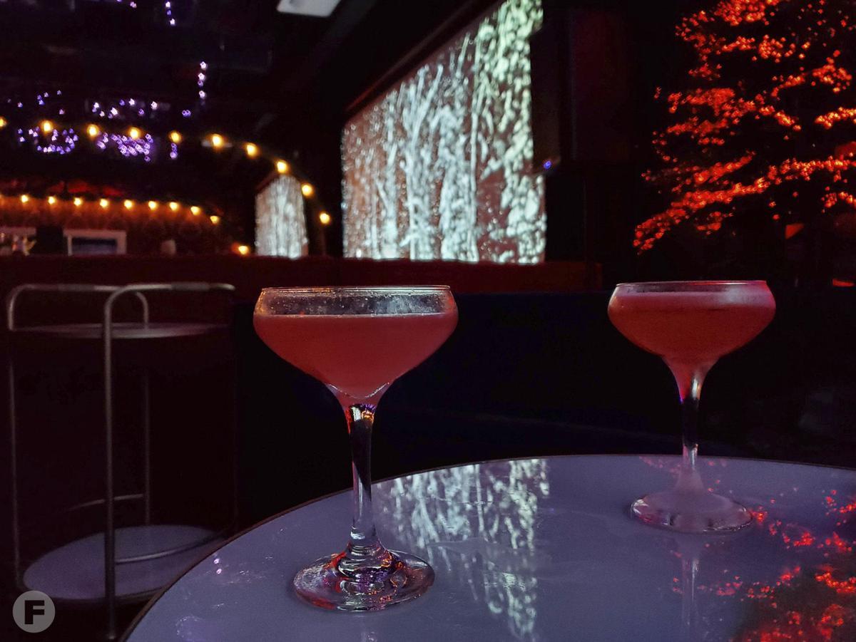 Scarlet Room Cocktails