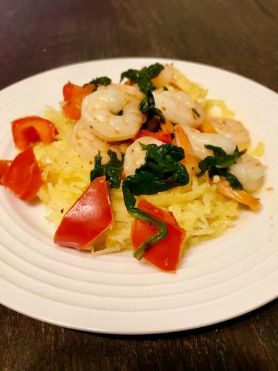 In Good Taste Refreshed Shrimp Scampi photo