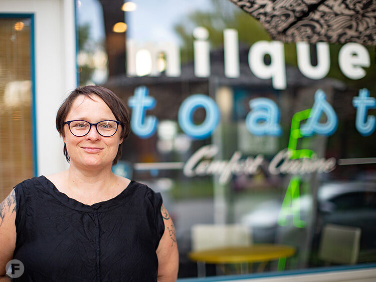 Milque Toast Bar Colleen Clawson