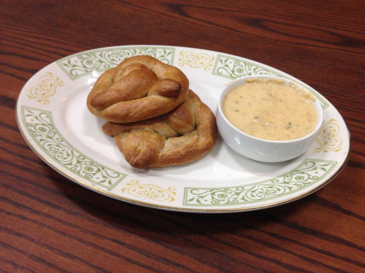 The Chive Cafe and Market Pretzels