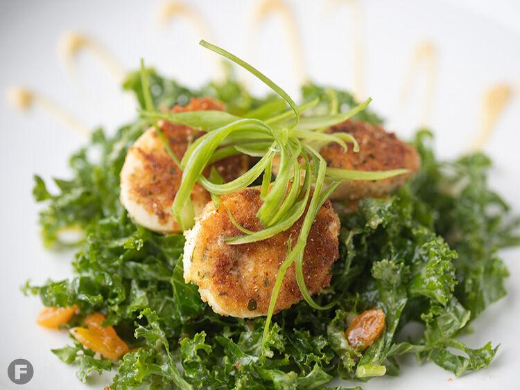 Chatawa and Grand Pied salad