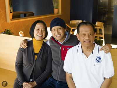 Chao Baan Prapaisilp Family