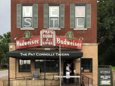 The Pat Connolly Tavern exterior