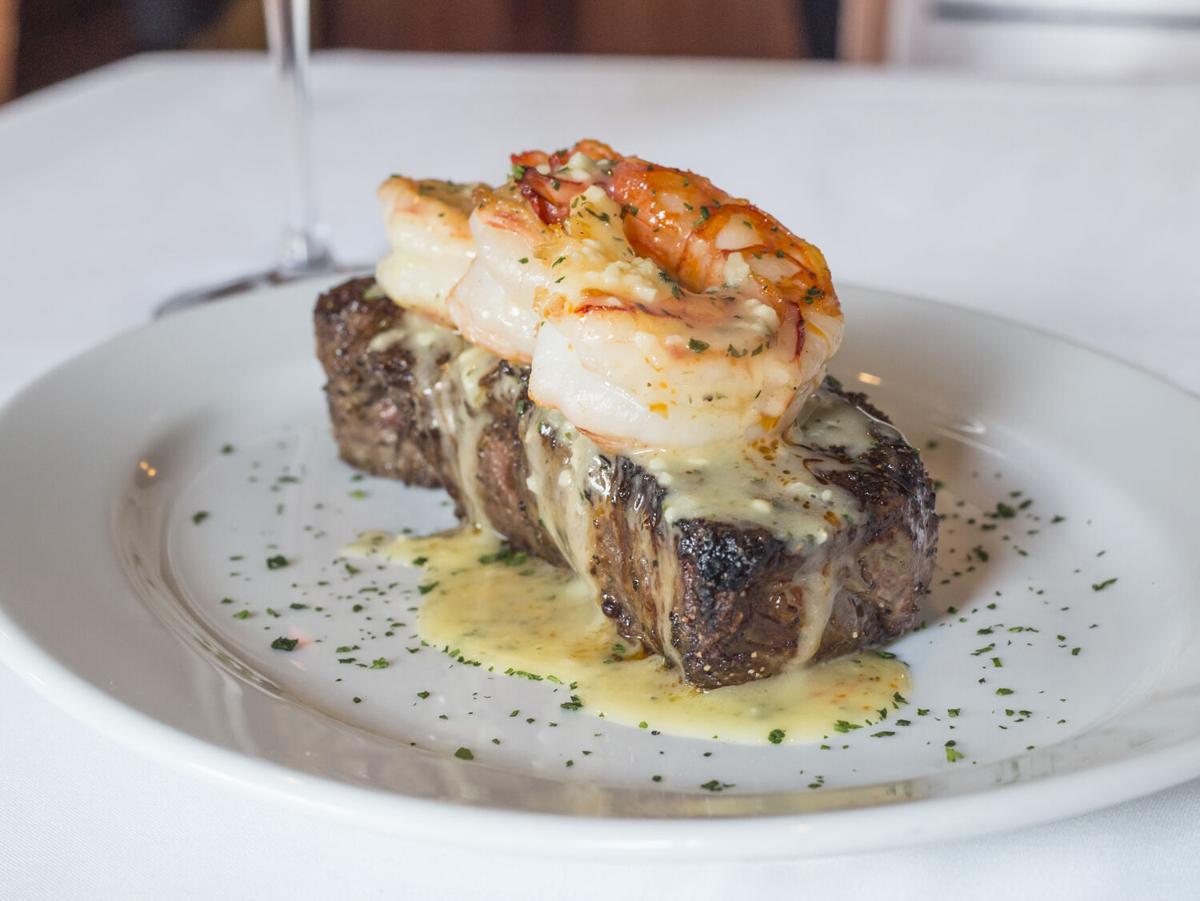 Ocean Prime Steak and Shrimp Scampi