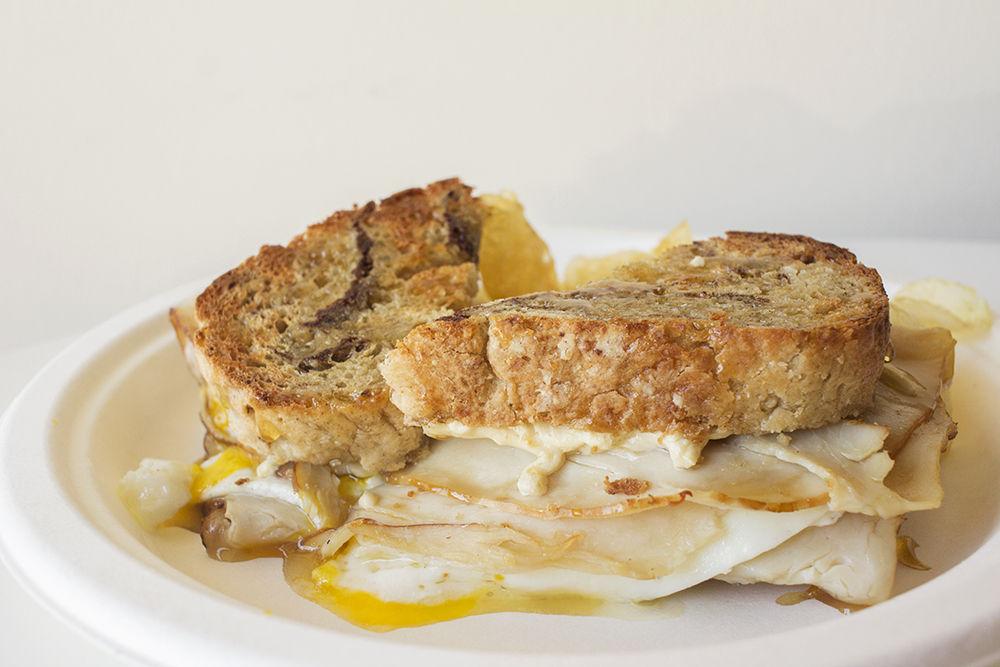 A² the GFCF Cafe Monte Cristo