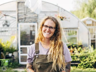 Urban Roots Farm Melissa Young-Millsap