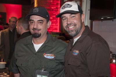 Dave Molina and Mike Johnson