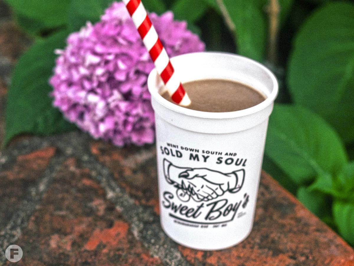 Sweet Boy's: Irish Coffee