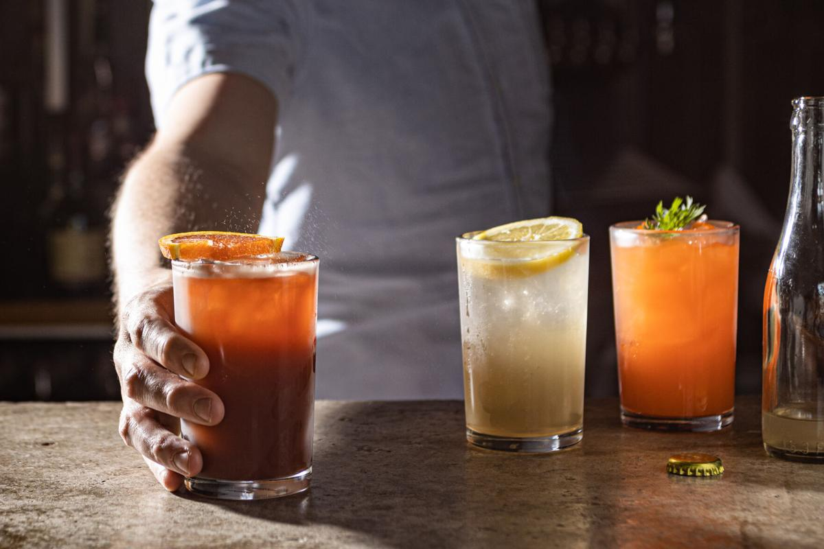Fancies Soda & Cocktails cocktails