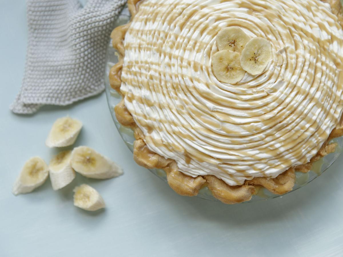 Peggy Jean's Pies Banana Cream Pie
