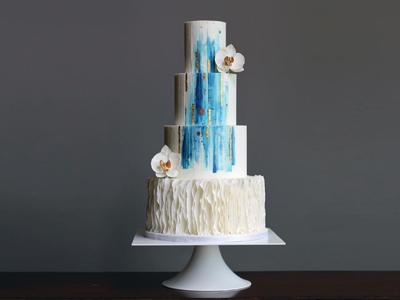 Cake Decorating Hacks Hand Painted Fondant Sweets Feastmagazine Com