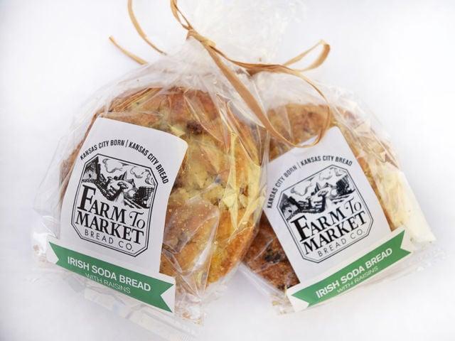 Farm to Market Bread Co. Irish Soda Bread