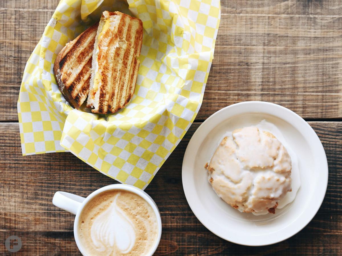 Bee Creek Bakery & Hearth Bread Co. Panini