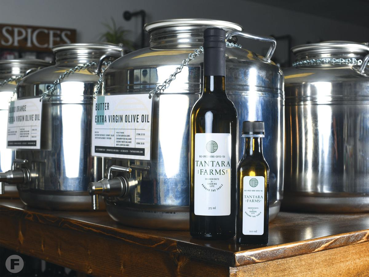 Tantara Farms Olive Oil