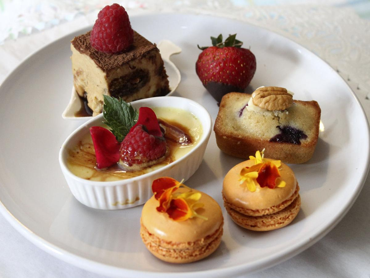 Botanical Tea Room Treats