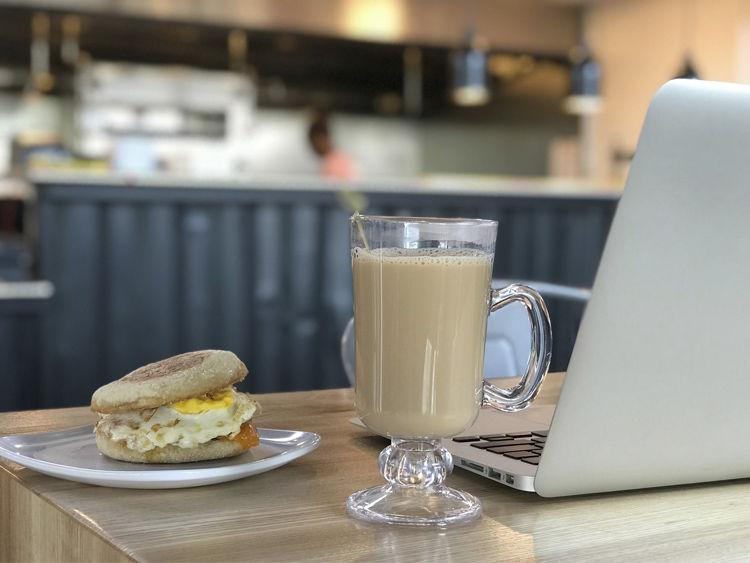 Bar K Breakfast Sandwich