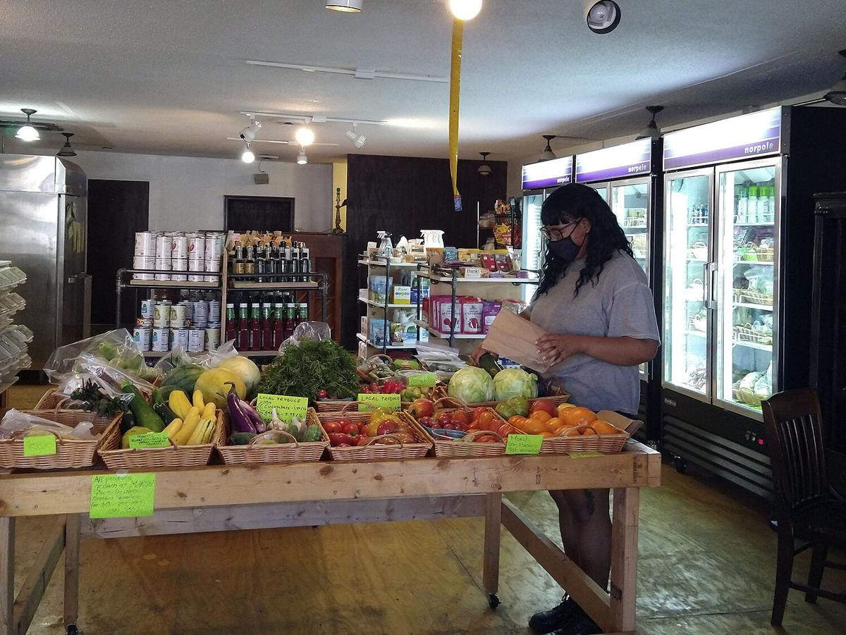 MARSH Grocery Cooperative Interior