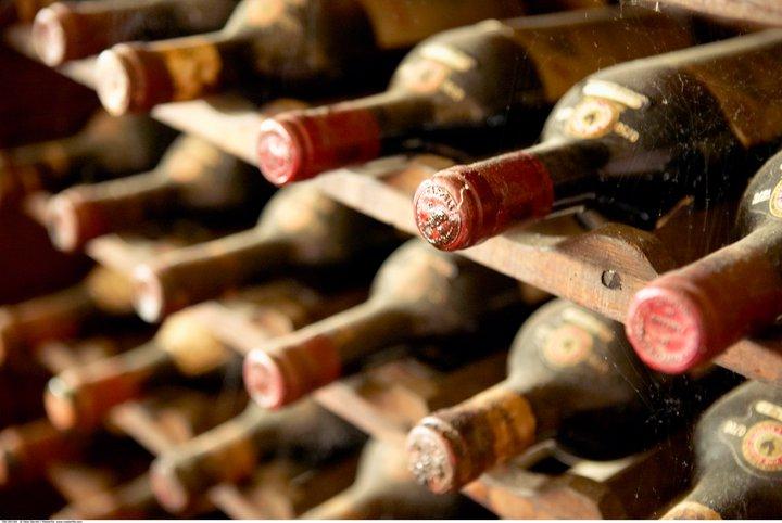 Domaine Wine Storage