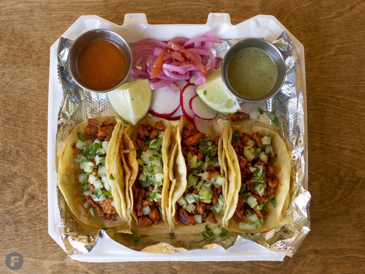 Taqueria Don Pancho Tacos Al Pastor