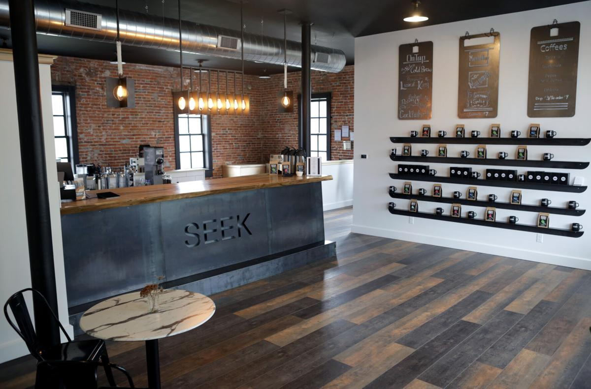 Seek Coffee bar