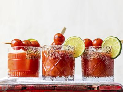 The Mix Roasted Tomato Marg