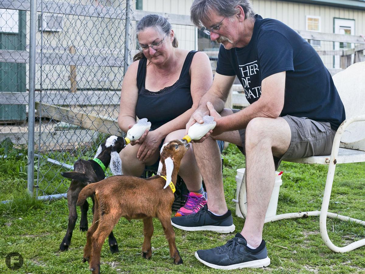 Terrell Creek Farm Owners