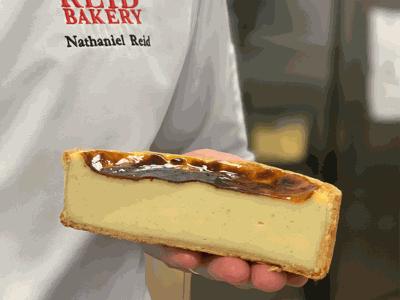 Nathaniel Reid Bakery Lemon Parisian Flan