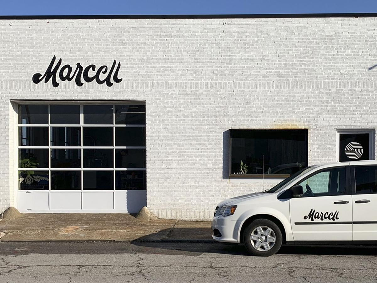 Marcell Coffee Exterior