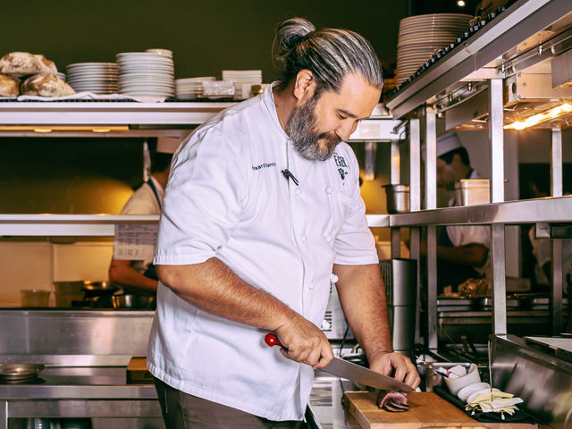 Chef of the Year: Howard Hanna