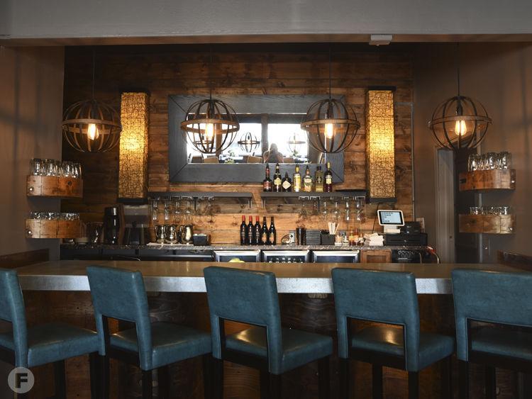 West Bottoms Kitchen Interior