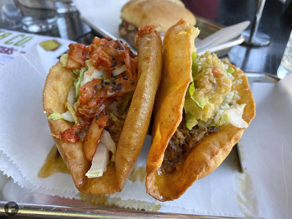 Ta Co. Lawrence Puffy Tacos