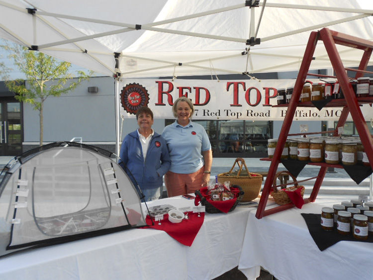 Red Top Oven Farmers Market