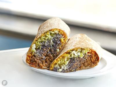 Mission Taco Joint Cali Burrito