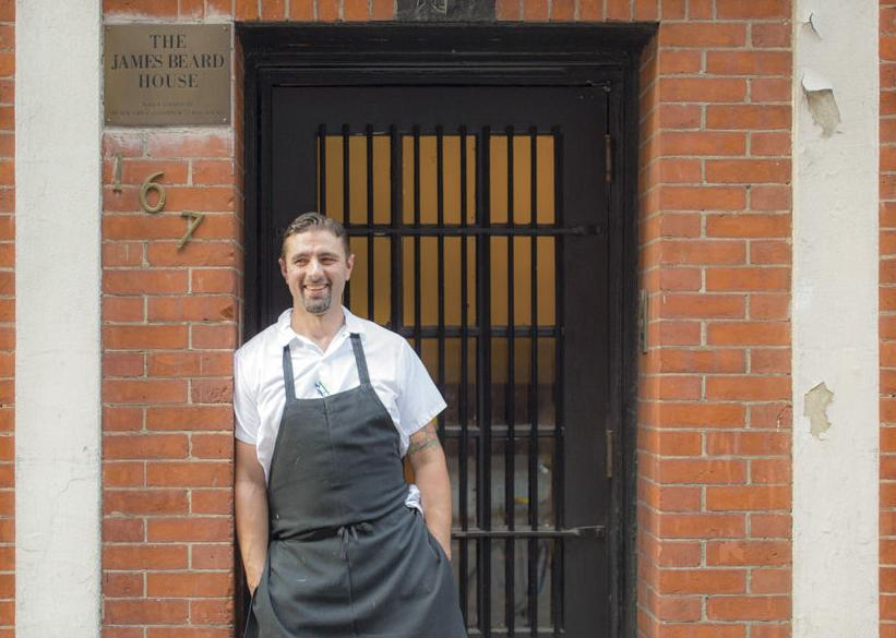 Galliano at James Beard House: Chef Josh Galliano Lede