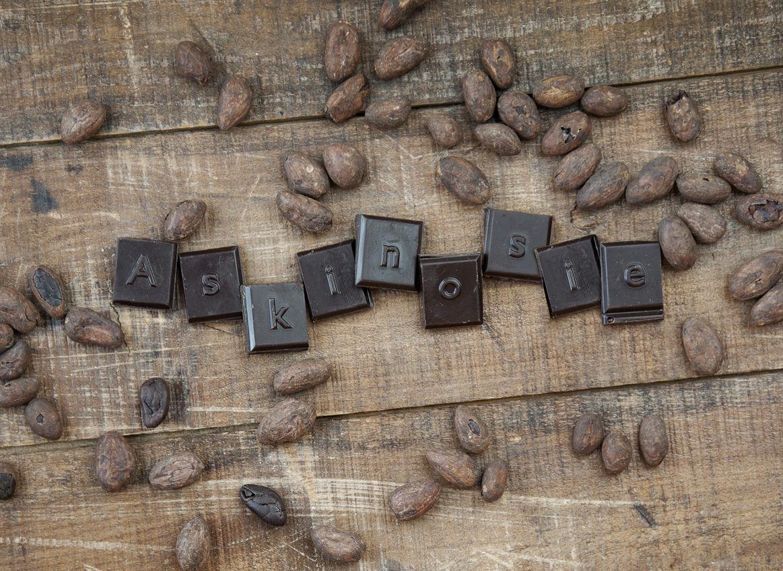 Askinosie Chocolate: Name Blocks