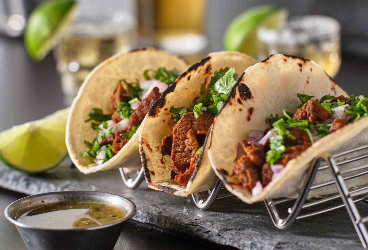 Weekend events tacos and tequila