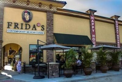 Frida S Contemporary Mexican Cuisine