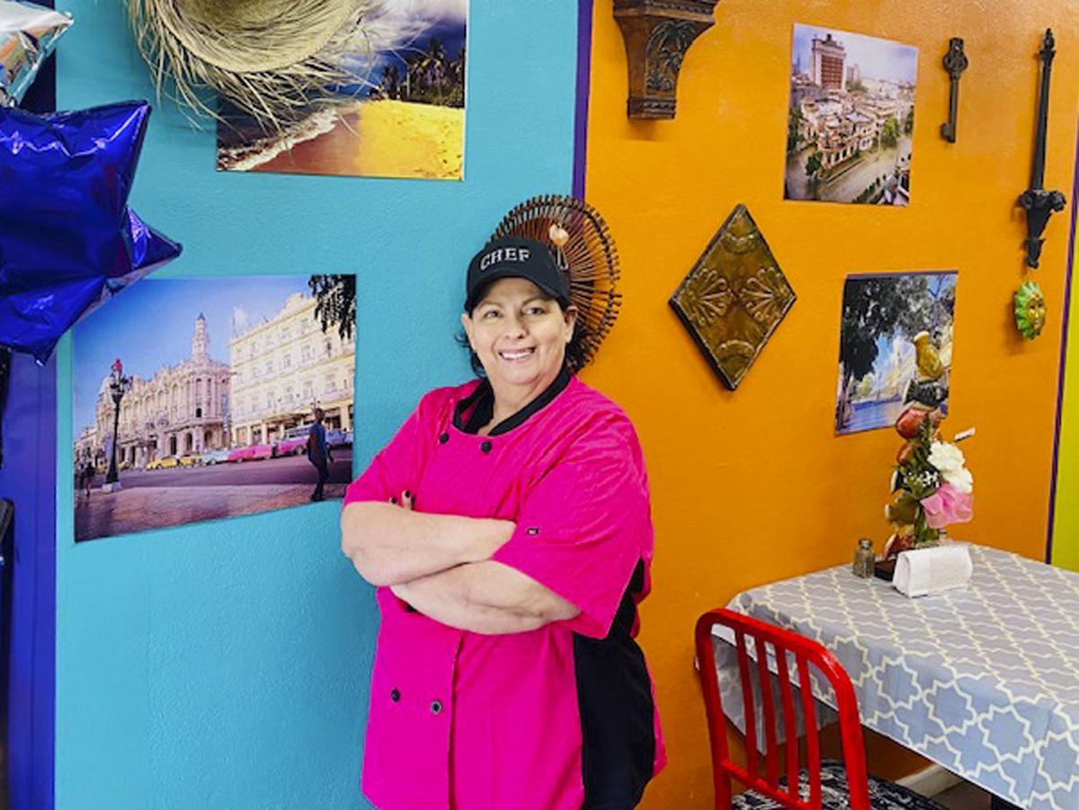 Papu's Cuban Cafe Maria Beyer
