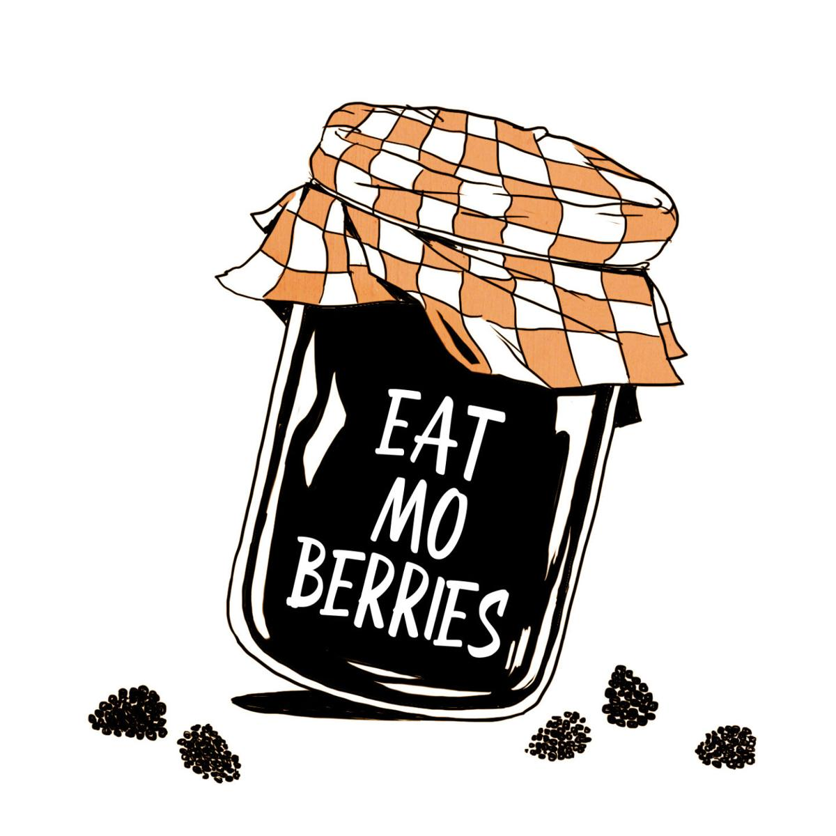 Hidden in the Hollers eat mo berries