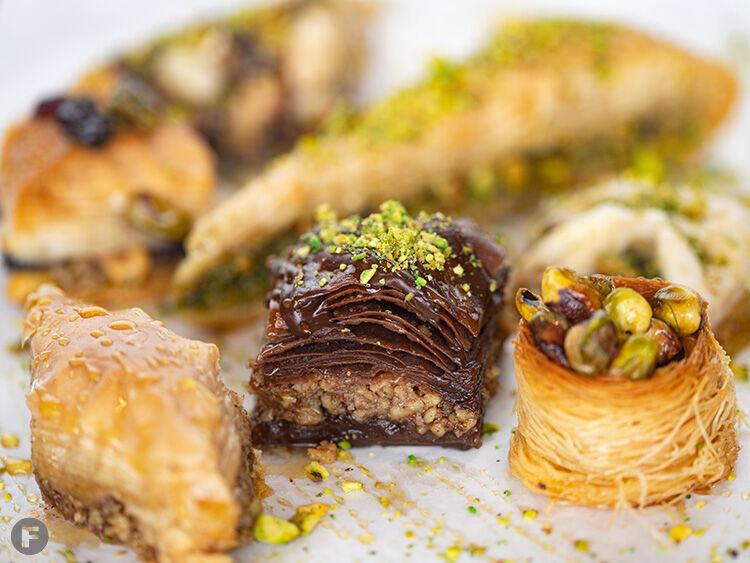 Afandi Sweets & Cafe baklava