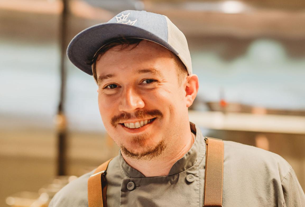 Six Mile Bridge Chef Trey Quinlan