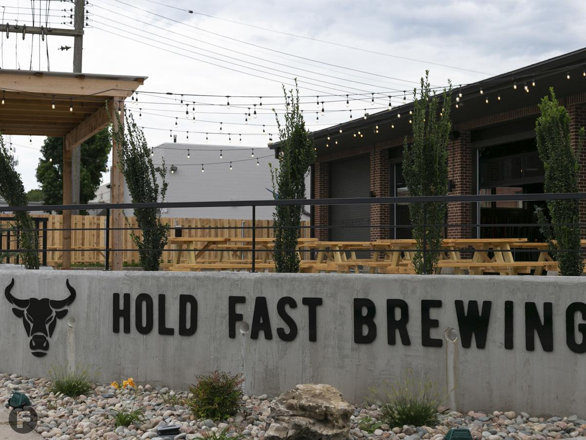 Hold Fast Brewing Patio