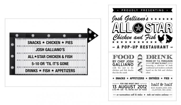 The Feed Chef Josh Galliano Shares Fried Chicken Pop Up Restaurant