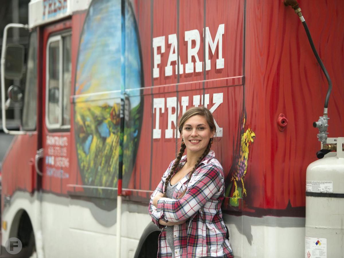 Farmtruk Samantha Mitchell