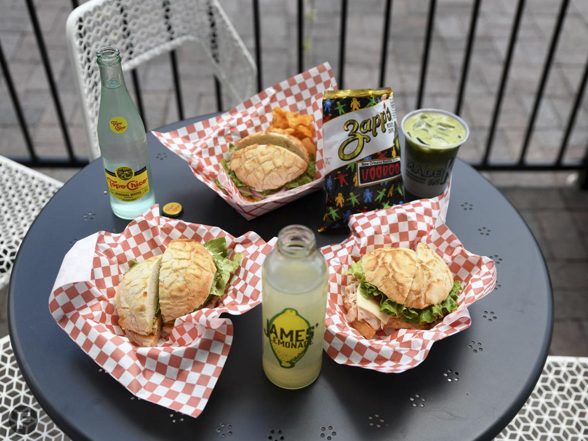 Bay Boys Specialty Sandwiches Dishes