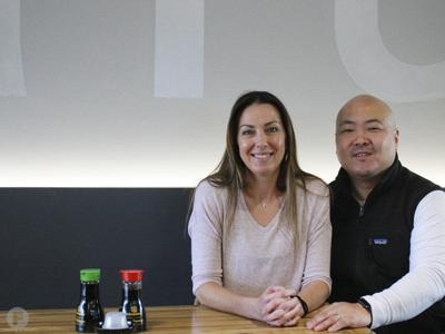 Jenny And Michael Cho Of Craft Sushi On Homestyle Korean Cooking And