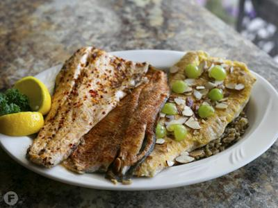 Rainbow Trout & Game Ranch Dishes